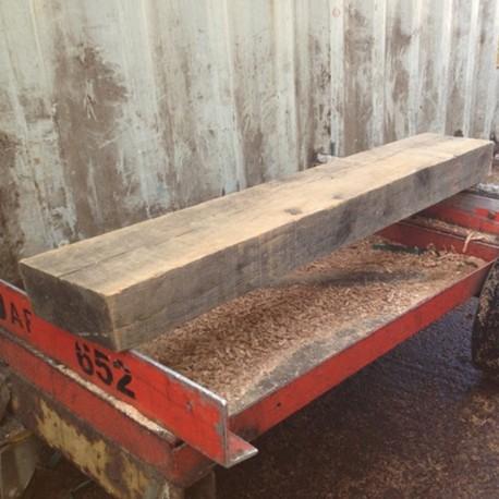 920 mm Sawn Oak Mantel Piece For Fireplace Surrounds