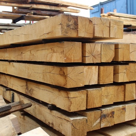 New Oak Fence Post Buy Oak Fencing Online From The