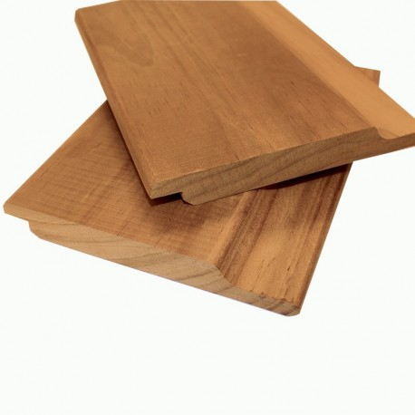 Sample ThermoWood Cladding