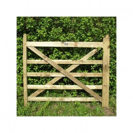 Treated Softwood Field Gate
