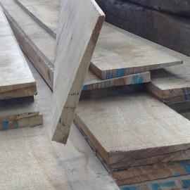 Fresh Oak Featheredge Board for Fencing