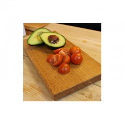Solid Oak Charcuterie Board / Serving Platter