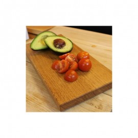 Solid Oak Charcuterie Board / Serving Platter