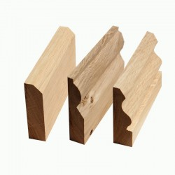 Solid European Oak Architrave Samples