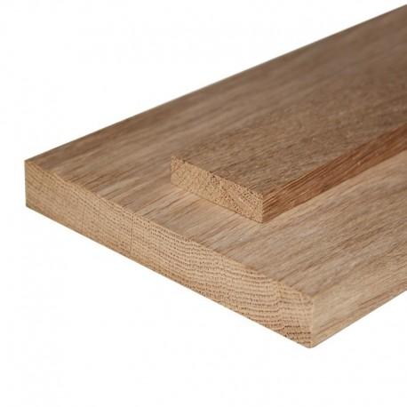 Solid Oak Door Lining Set 250mm