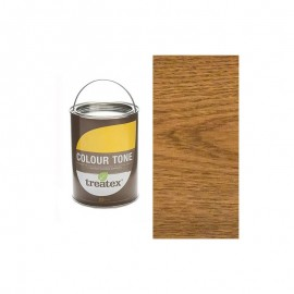 Medium Oak Colour Tone Treatex Hardwax Oil