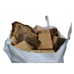 Bulk Bags of Sawmill Offcuts - COLLECTION ONLY
