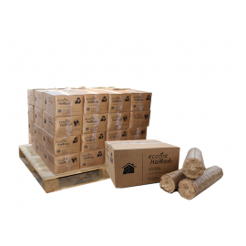 Pallet of Boxed Ecofire HotRods - FREE DELIVERY