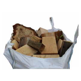 Bulk Bag of Sawmill Offcuts - FREE NEXT DAY DELIVERY