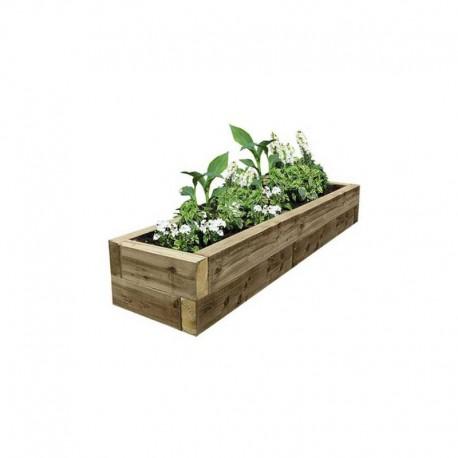 EasyFit Softwood Raised Bed 2525x725