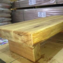 Oak Sleeper Coffee Table