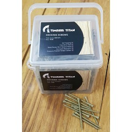 Timber Titan Decking Screws 63mm