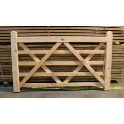 Untreated Larch/Douglas Fir Field Gate