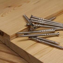 ASP Stainless Steel Decking/Cladding Screws 60mm