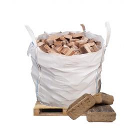 Ecofire RUF Briquettes - FREE NEXT DAY DELIVERY