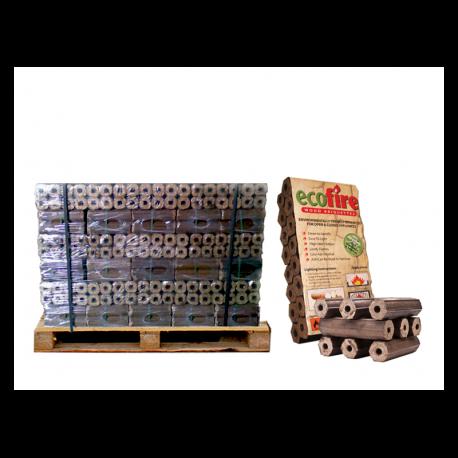 Ecofire High Density Hardwood Briquettes