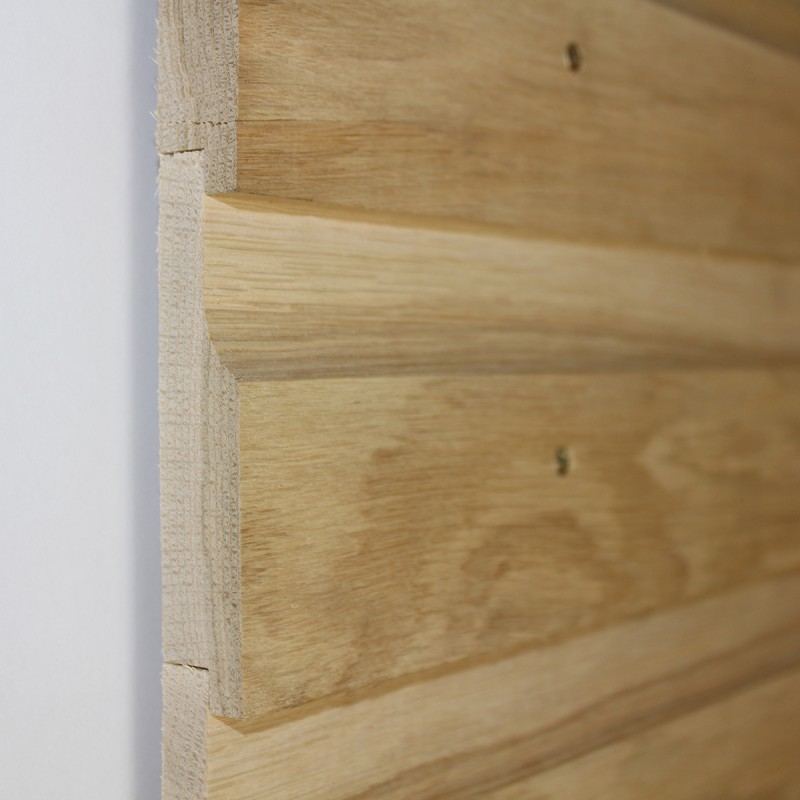 Air Dried Oak Shiplap Cladding Buy Profiled Cladding