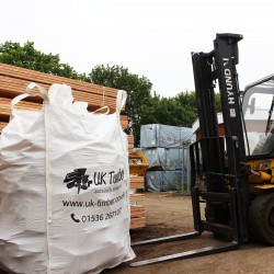 Approx 900kg Bulk Bag of Ecofire RUF Briquettes - FREE DELIVERY
