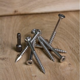 Timber Titan Stainless Steel Decking/Cladding Screws 50mm