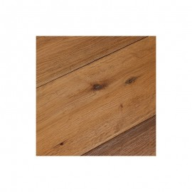Smoked and Oiled Engineered Oak Flooring