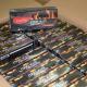 Box of 96 Packs of Ecofire Strike-A-Lite Firelighters