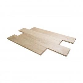 Prime Grade Solid European Oak Flooring