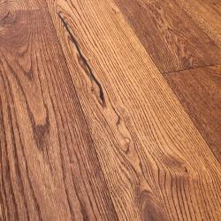 Engineered Oak Flooring - Vintage Ditorian/Golden Oak