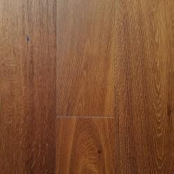 Engineered Oak Flooring - Fired Oak