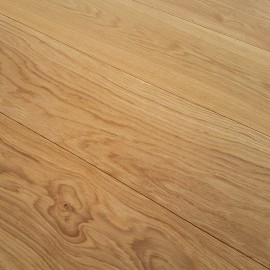 Engineered Oak Flooring - Natural UV Oak