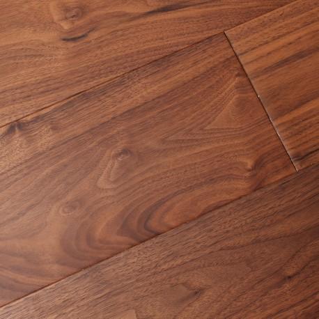 Engineered Oak Flooring - American Black Walnut 300-1200 x 150 x 14/3mm