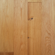Engineered Oak Flooring - Brushed and Lacquered Natural Oak