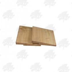 Rebated British Larch/Douglas Fir Featheredge Cladding