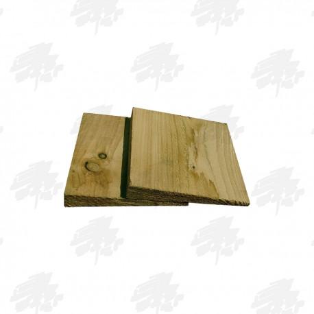Treated Softwood Featheredge Cladding