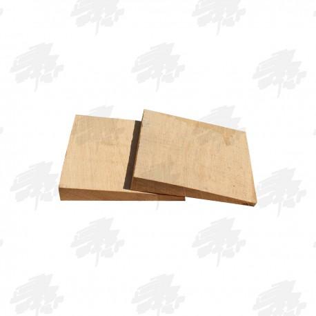 Lightweight Oak Featheredge Cladding