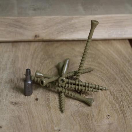 Timber Locking Decking Screws 63mm