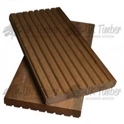 Yellow Balau Tropical Hardwood Decking 145mm