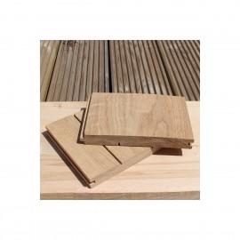 Extra Wide Solid European Oak Flooring