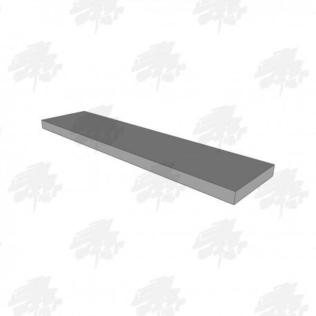 Solid Oak Window Sill Board - 195mm