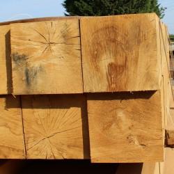 Structural Green Oak Beams 300mm x 300mm