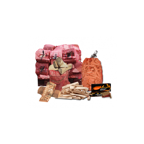 Seasoned Hardwood Firewood Package
