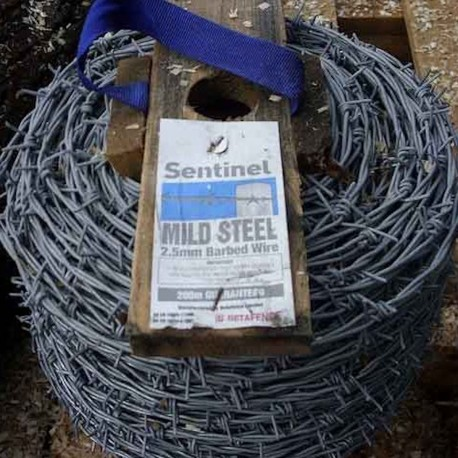 2-Ply Barbed Wire