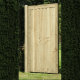 Elite Treated Softwood Featheredge Framed, Ledged and Braced Pedestrian Gate