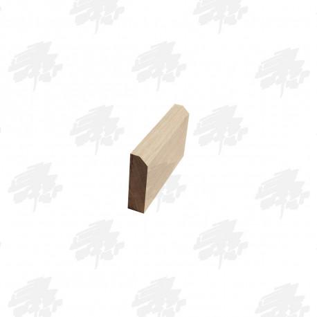 Solid European Oak Skirting Board