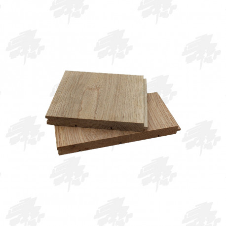 Extra Wide European Oak Flooring