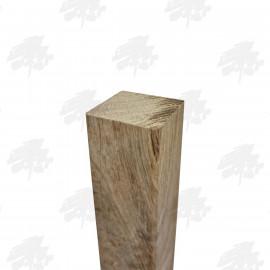 Oak Chamfered Spindle