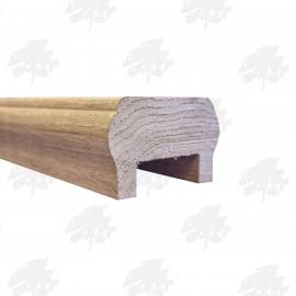 Oak Hand/Base Rail