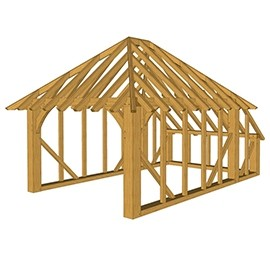 Standard Oak Framed Buildings