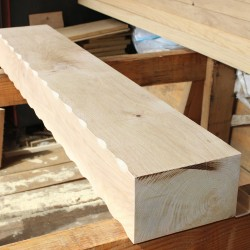 Oak Beam Mantels