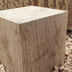 Oak Cubes