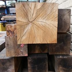 Oak Beams and Boards